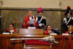 """Inaugurato l'Anno giudiziario a Messina, Galluccio: """"Carenze di organico, Nord favorito"""""""