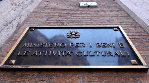 beni culturali ministero, fondi piano investimenti, sicilia, Messina, Sicilia, Economia