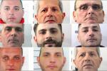 Spaccio di droga a Valle degli Angeli, inizia il processo a Messina: i nomi e le foto degli imputati
