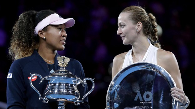 australian open, tennis, Naomi Osaka, Petra Kvitova, Sicilia, Sport