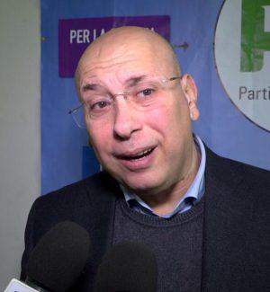 Il segretario provinciale del Pd di Messina Paolo Starvaggi