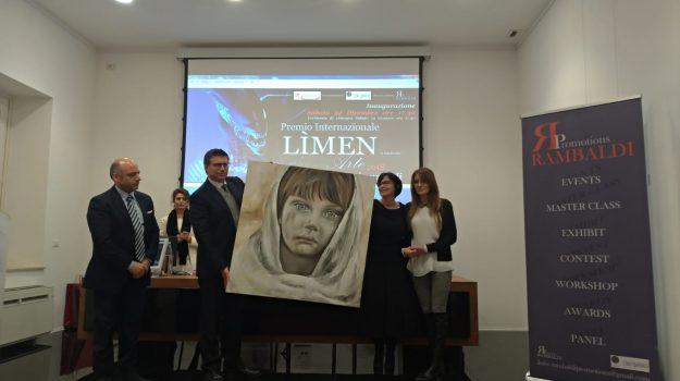 Arte contemporanea, premio Limen a Vibo: le foto della cerimonia