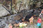 Messina, presepe incendiato a Zafferia: sconcerto nella frazione