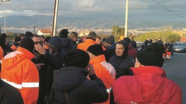 rifiuti reggio, sciopero gioia tauro, vertenze, Reggio, Calabria, Cronaca