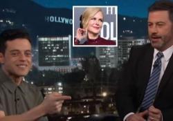 Ospite di Jimmy Kimmel racconta la gaffe