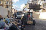 Emergenza rifiuti in provincia di Reggio, si punta sulla discarica di Melicuccà