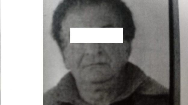 Salvatore Tornese nella foto inviata dalla polizia