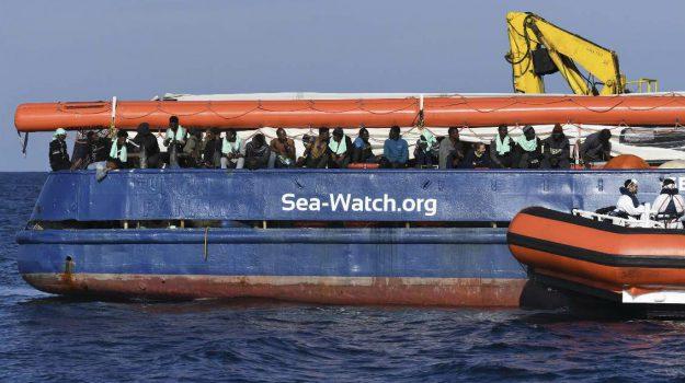 Forza Italia migranti, politici Sea Watch, sea watch, Nicola Fratoianni, Stefania Prestigiacomo, Sicilia, Politica