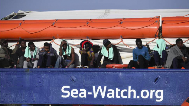 mediterraneo, migranti, sea watch, Sicilia, Cronaca
