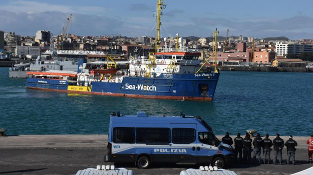 caso sea watch catania, ong migranti, sea watch, Sicilia, Mondo
