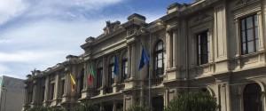 La sede dell'ex Provincia di Messina