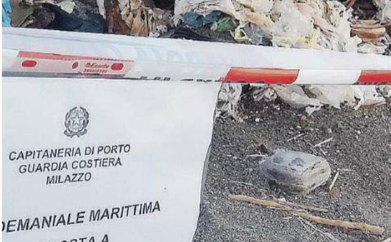 discarica milazzo, rifiuti, sequestro, Messina, Sicilia, Archivio