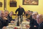 """Martone, intimidazione al ristorante """"La Collinetta"""": sindaci a pranzo per solidarietà"""