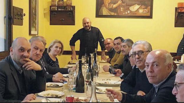 Giuseppe Trimboli, intimidazione, martone, ristorante la collinetta, Reggio, Calabria, Cronaca