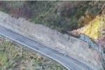 Paola, terminati i lavori: riaperta la statale 107