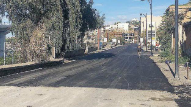 lavori, reggio calabria, strade manutenzione, antonino zimbalatti, riccardo mauro, Reggio, Calabria, Cronaca
