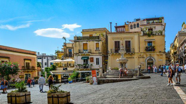 zona ztl taormina, Mario Bolognari, Messina, Sicilia, Cronaca