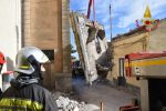 Terremoto sull'Etna, si lavora per la messa in sicurezza delle zone colpite: le foto