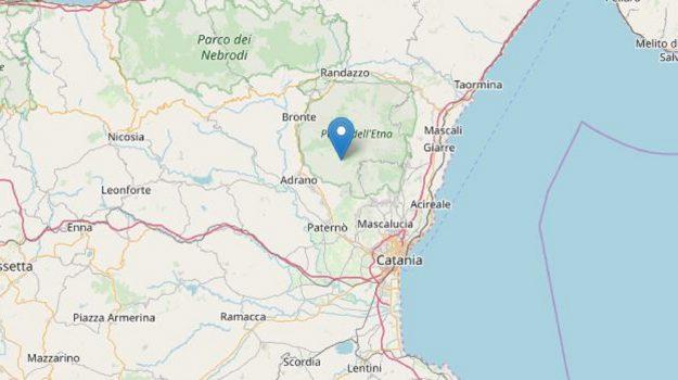 terremoto etna, terremoto ragalna, Sicilia, Cronaca