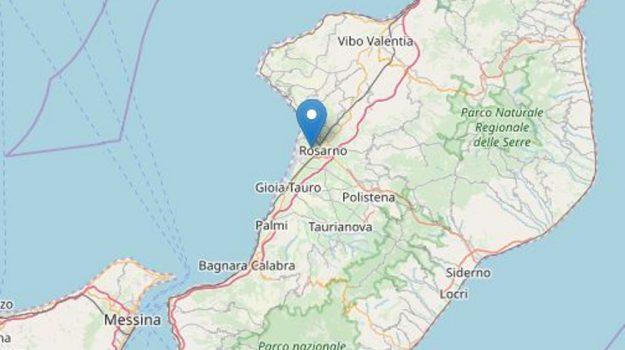 terremoto rosarno, terremoto san ferdinando, Reggio, Calabria, Cronaca