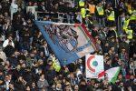 """""""Giallorosso ebreo"""", cori razzisti e antisemiti durante Lazio-Novara di Coppa Italia"""