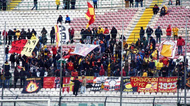 messina calcio, protesta tifosi messina, serie d, Messina, Sicilia, Sport