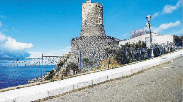 bagnara, chiusa, torre di capo rocchi, Reggio, Calabria, Cronaca