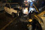 Torrenova, scontro tra due auto sulla ss 113: tre feriti