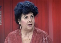 Marisa Laurito, attrice, a teatro con «Così parlo Bellavista»