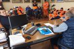 Il vertice tra l'Amministrazione e i lavoratori