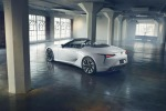 Lexus LC Convertible Concept - RC F Track Edition