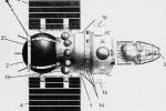 Diagramma di una sonda sovietica diretta a Venere (fonte: NASA/Wikimedia Commons)