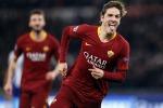 Soccer:Zaniolo has 'right stuff' to be leader-Pallotta
