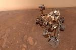 Un selfie di Curiosity scattato nel gennaio 2019 (fonte: NASA/JPL-Caltech/MSSS)