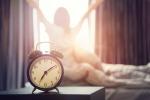 Svegliarsi in modo naturale può aiutare