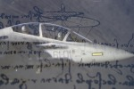 Un aereo sullo sfondo del Codice del volo di Leonardo da Vinci (fonte: Magnitudo Film)