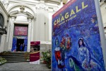 Chagall exhibit in Naples includes 'dream room'