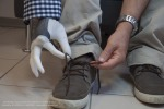 La mano robotica permanente può essere controllata anche per eseguire movimenti complessi (fonte: Prensilia, Scuola Superiore Sant'Anna, DeTOP project)