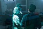 L'intervento eseguito dall'equipe di Chirurgia generale d'urgenza e oncologica del Policlinico modenese