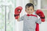 In Italia 44.000 bimbi e ragazzi hanno superato il tumore