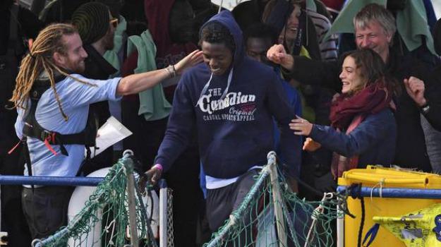 fenomeno migratorio, maurizio de lucia, migranti, porto di messina, radicalismo islamico, sbarchi, Maurizio De Lucia, Messina, Sicilia, Cronaca