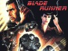 """La locandina del film culto Blade Runner, tratto dal libro """"Ma gli androidi sognano pecore elettriche?"""""""