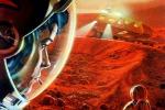 Rappresentazione artistica di astronauti su Marte (fonte:NASA/Paul DiMare)