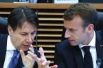 Crisi Italia Francia, sale la tensione: in ballo il salvataggio Alitalia e i migranti della Sea Watch