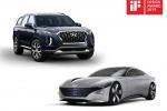 Hyundai ottiene premi IF design per due concept