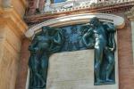 A Bologna opera rimossa da repubblichini