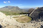 L'area archeologica di Segesta
