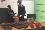 Scalea, detenzione illegale di armi: arrestata una donna