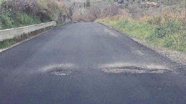 comune cassano, lavori strada cassano, Cosenza, Calabria, Cronaca