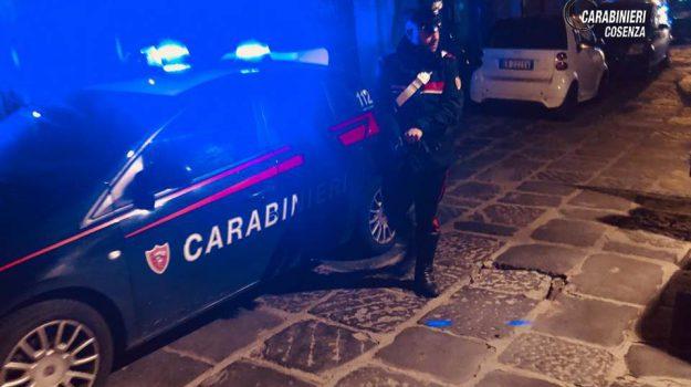 Comando provinciale dell'Arma, controlli anti-spaccio, hinterland Cosenza, operazione antidroga, Giuseppe Merola, Pietro Sutera, Cosenza, Calabria, Cronaca